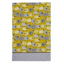 Dotty Sheep Tea Towel