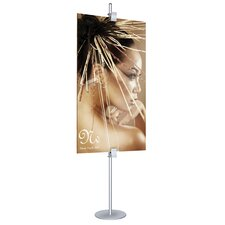Visual Merchandising Extra Single Sided Clamp