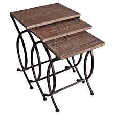 3 Piece Nesting Table Set by Cheungs