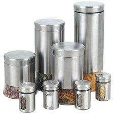 Set of 8 Spice Jars