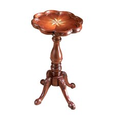 Plantation Oval Scatter End Table by Butler