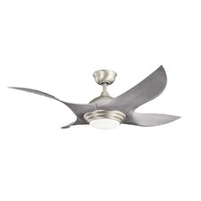 "52"" Shuriken 4-Blade Ceiling Fan"