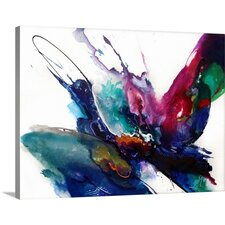 Impulse IV by Jonas Gerard Painting Print on Wrapped Canvas
