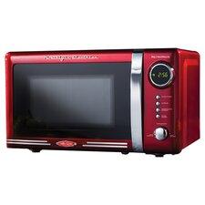 "Retro Series 18"" 0.7 cu.ft. Countertop Microwave"