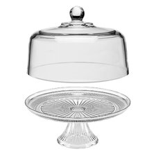 Canton 2 Piece Cake Stand Set (Set of 2)