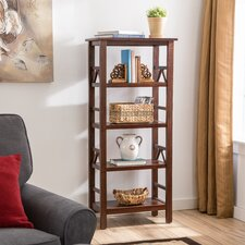Wilda 54 Etagere Bookcase by Andover Mills
