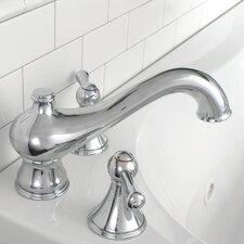 Sonoma Double Handle Deck Mount Roman Tub Faucet Trim