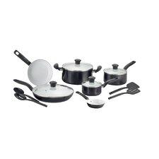 Initiatives Ceramic 14 Piece Cookware Set