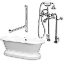 70 L x 30 W Bathtub by Cambridge Plumbing