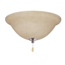 Accessories Light Fixtures 3-Light Bowl Ceiling Fan Light Kit