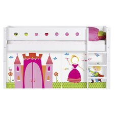 Twin Loft Bed by FLEXA
