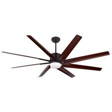 """72"""" Espinosa 8 Blade Ceiling Fan"""
