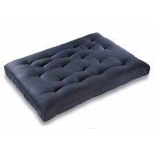 "6"" Fiber Foam Futon Mattress"