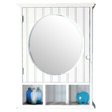 50cm x 68cm Surface Mount Mirror Cabinet