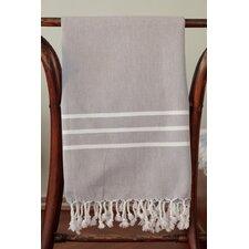 Burns Striped Bath Towel
