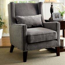 Marlow Wingback Arm Chair by Hokku Designs