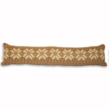 Snowflake Cotton/Polyester Draught Excluder