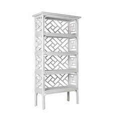 Chippendale 69 Accent Shelves Bookcase by David Francis Furniture