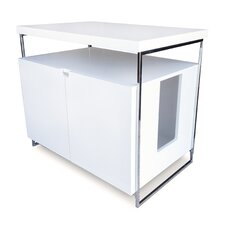 Large Cat Litter Box Enclosure