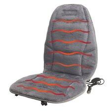 Velour Heated Cushion
