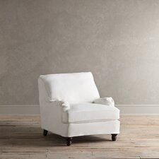 Montgomery Slipcovered Chair by Birch Lane™