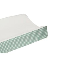 Tulip Garden Contour Changing Pad Cover