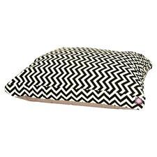 Zig Zag Pillow Pet Bed
