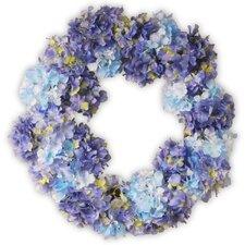 "25"" Hydrangea Wreath"