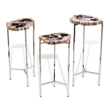 Amari 3 Piece End Table Set by Interlude