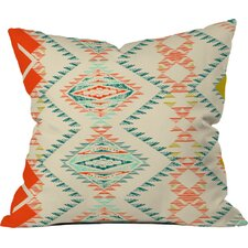 Marker Southwest Outdoor Throw Pillow by DENY Designs