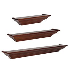 3 Piece Floating Ledge Set by Andover Mills