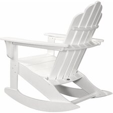 Adirondack Rocking Chair by Hanover