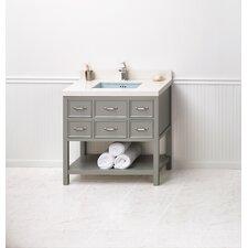 Newcastle 36 Single Bathroom Vanity Set by Ronbow