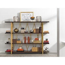 Crestaire 66 Accent Shelves Bookcase by Stanley Furniture