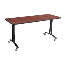 Rumba Training Table with Wheels