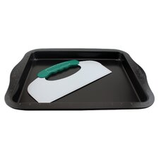 Perfect Slice Cookie Sheet with Slicer