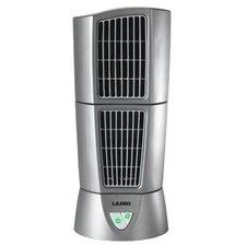 "Platinum Desktop Wind Tower 6"" Oscillating Tower Fan"