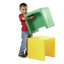 Cube Kids Novelty Chair (Set of 4)