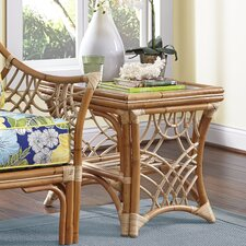 Bali End Table by Spice Islands Wicker