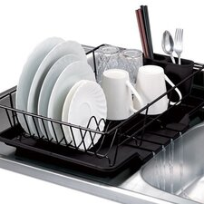 3 Piece Dish Drainer Set