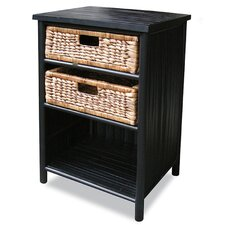 2 Drawer Cabinet by Heather Ann Creations