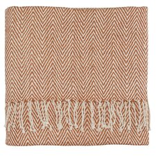 Staccato Silk Throw