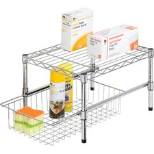 Adjustable Laundry Room Organizer
