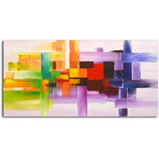 Derivitives of Color Painting on Canvas