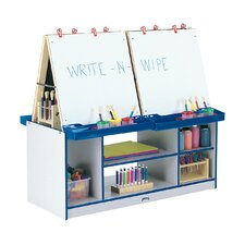Rainbow Accents® Marker Tray Board Easel