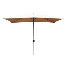 6.5' x 10' Rectangular Market Umbrella