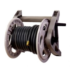 Side Tracker Plastic Wall Mounted Hose Reel