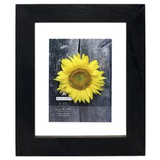 Distressed Float Picture Frame