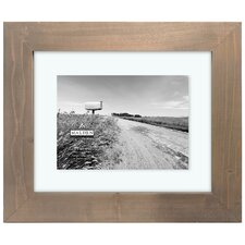 Barnwood Distress Float Picture Frame