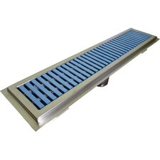 Floor Water Receptacle 108 Grid Shower Drain by IMC Teddy